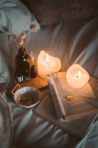 lumânări parfumate de toamnă