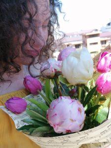 eu și florile