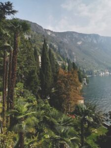 lacul como poze