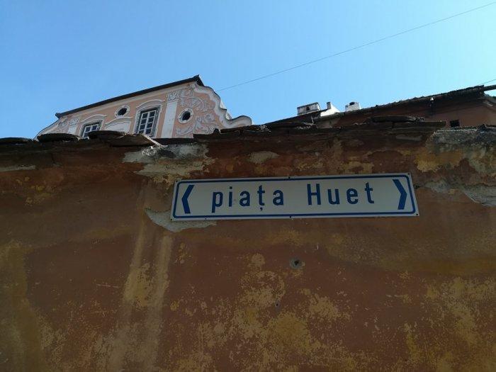 Piața Huet, Sibiu