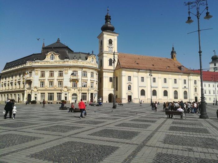 Piața Mare din Sibiu