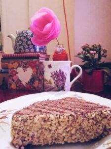 prăjitură caraiman