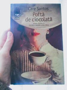 poftă de ciocolată carte