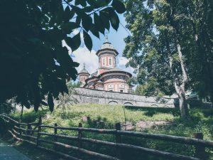 o zi în sinaia manastire