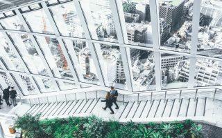 cum te conectezi cu natura în oraș la birou