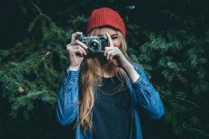 cum te conectezi cu natura în oraș prin fotografie