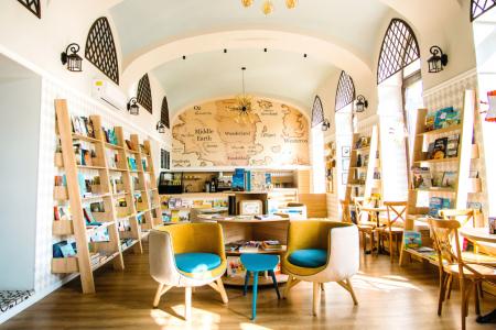 librării românești