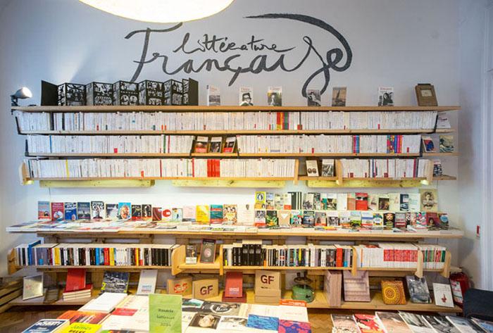 librării românești frumoase