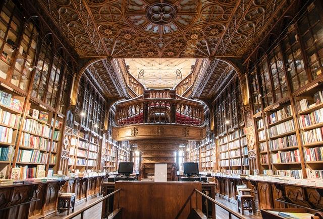 curiozități despre biblioteci