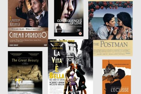 filme în limba italiană